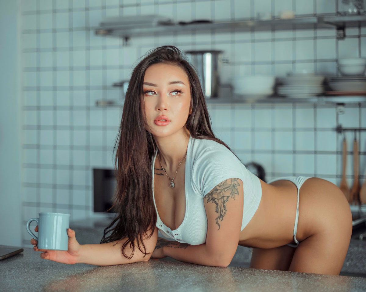 hot Asian Bride